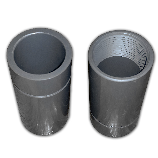 K pa inch female pipe thread npt pvc grooved