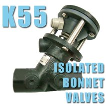 AqMatic AquaMatic K55 Valves