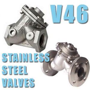 V46 Stainless Steel Valves