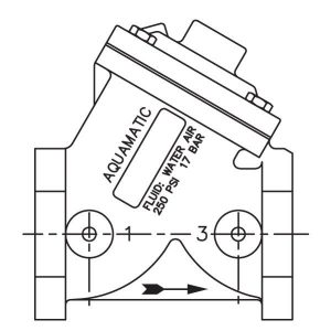 Aquamatic Diaphragm Valve K521 on online ups schematic diagram